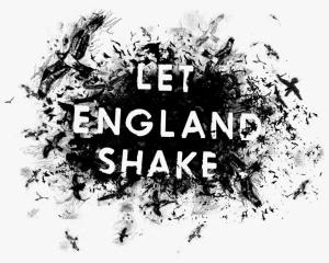 Let England Shake artwork