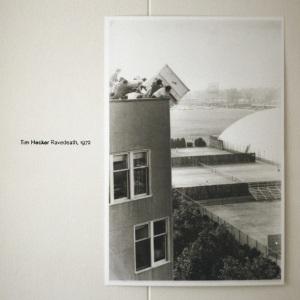 Tim Hecker - Ravedeath, 1972 artwork